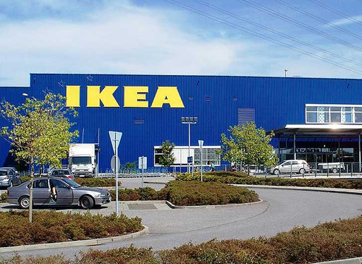 Ikea in emeryville california installs four electric for Emplois ikea emeryville