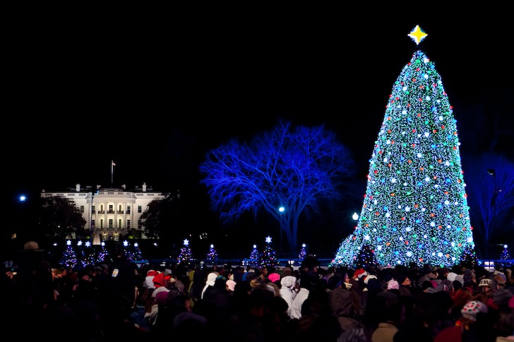 ge to illuminate the national christmas tree with amazing led lights today