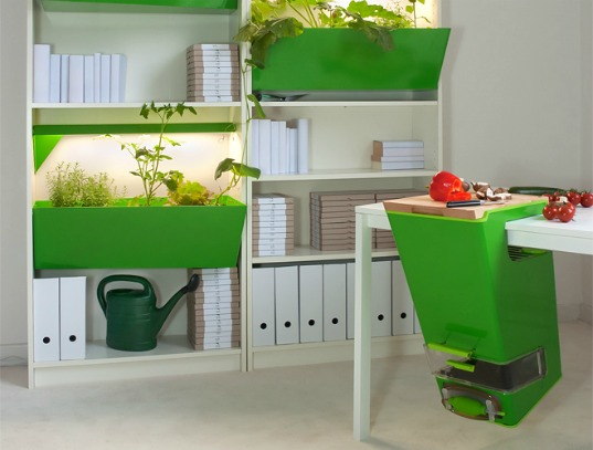 Parasite Farm Brilliant Indoor Garden And Compost System