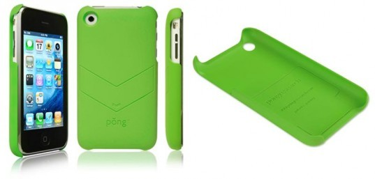 Pong iPhone case, Pong iPad case, cell phone radiation