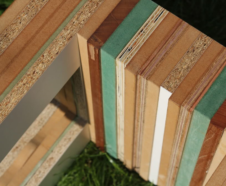 Re Cut Recycled Wood Furniture By
