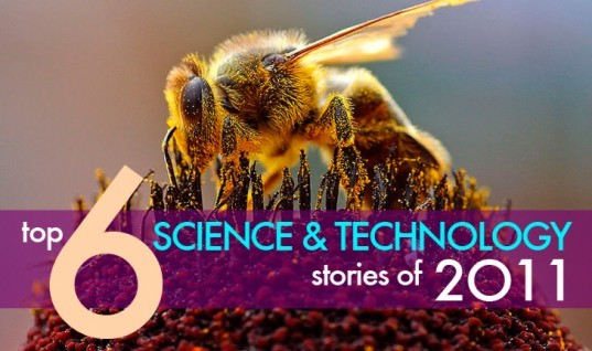 Top 6 Green Science and Technology Stories of 2011, green technology, sustainable technology, eco technology, green design, sustainable design, eco tech, green gadgets, green power, sustainable energy, renewable energy