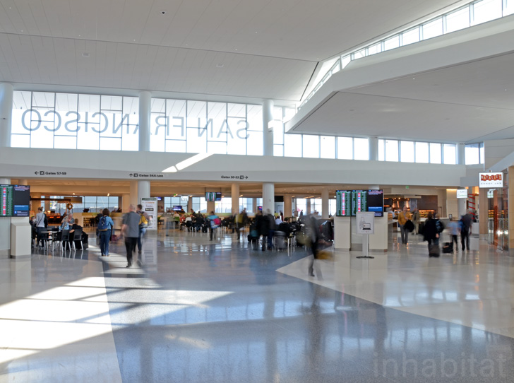 Photos Sfo Terminal 2 Is The First U S Airport To