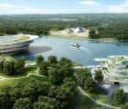 JDS Architects Propose a Spiraling Bicycle Museum for China's Future Bike City