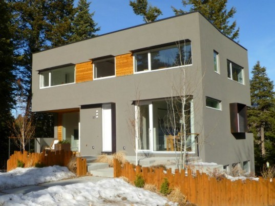 Photos 125 haus is utah s most energy efficient and cost Cost to build a house in utah