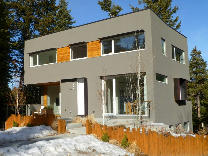 ... Most Energy Efficient And Cost Effective Single Family House.  Architecture