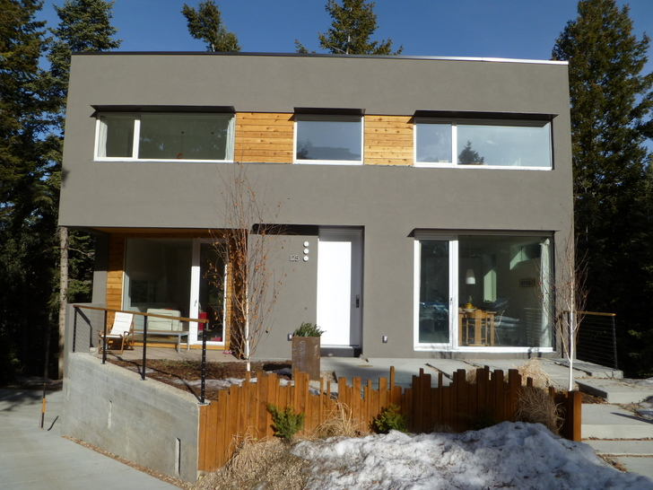 PHOTOS 125 Haus Is Utah S Most Energy Efficient And Cost Effective Single Fa