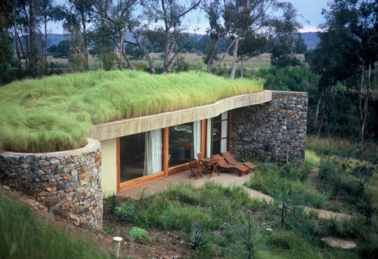 heat island reduction, storm water retention, eco roof, green roof cover, rain water, eco-lodges, vegetated roofs, green roof hotel, eco lodging,green roof, eco resort, roughing it green retreat,