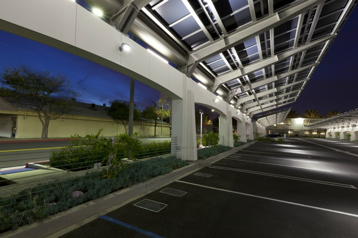 Old burbank water facility transformed into california 39 s for Ahbe landscape architects