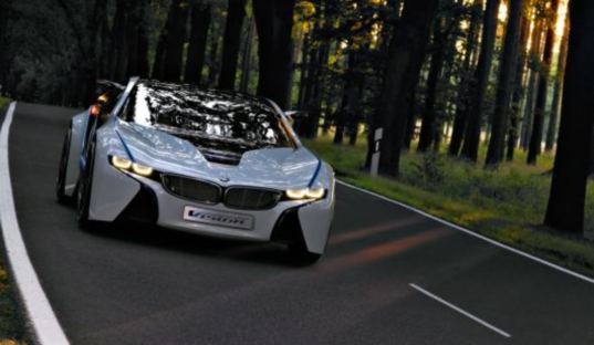 Bmw I8 Heads Up Display Inhabitat Green Design Innovation