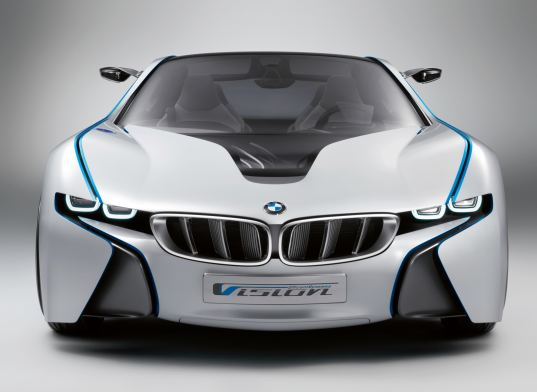 Bmw S I8 Hybrid Electric Sports Car Saves The World In Mission Impossible Ghost Protocol