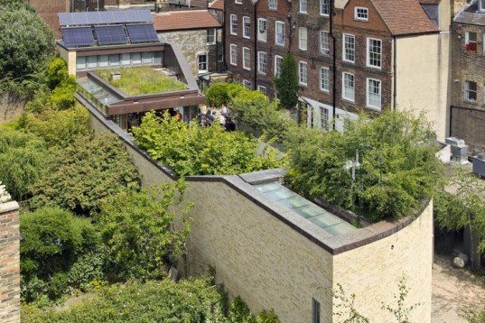 energy efficiency,Architecture,Passivehaus,london,bere architects,solar thermal hot water heating,energy efficient,triple glazing,triple glazing,green roof,rainwater recycling,