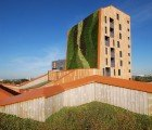 Europe's Tallest Living Wall Rises Over London's Digby Road Apartments