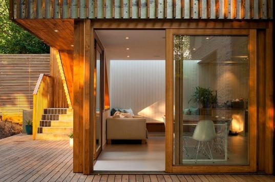 Flint House, Nick Willson Architects, london, eco home, bim, hand crafted home, sustainable home
