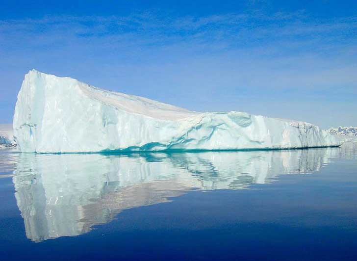 Giant Bulge Of Fresh Water In The Arctic Ocean Threatens