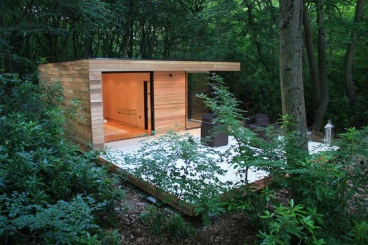 Garden Studio, In.It.Studios, garden house, prefab, prefab garden studio, uk,