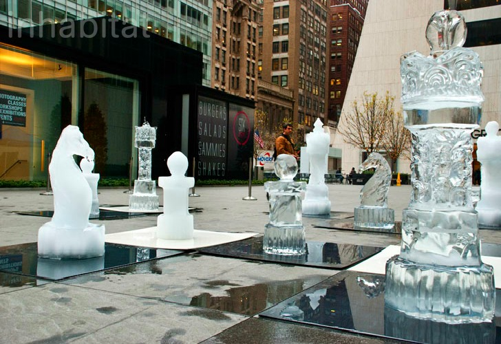 6 Ephemeral Ice Sculptures That Will Melt Away When Spring