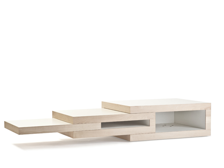 The REK Modular Table Transforms To Fit Any Interior | Inhabitat   Green  Design, Innovation, Architecture, Green Building