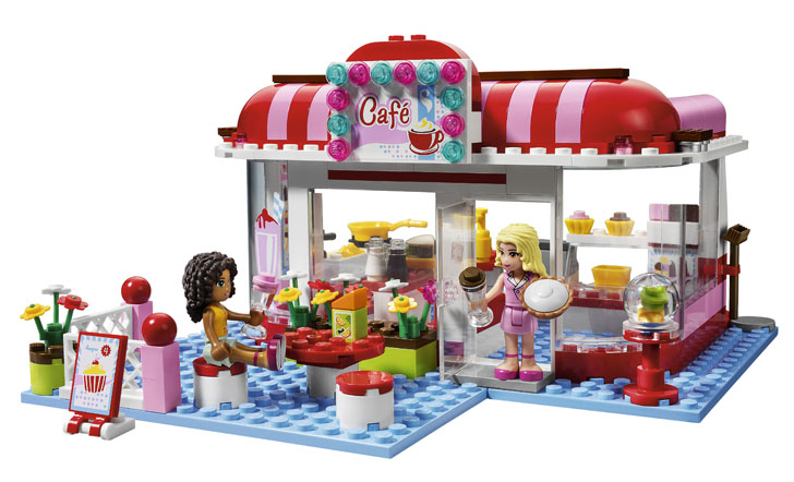 Lego Rolls Out a Line Targeted at Girls - Progressive or ...