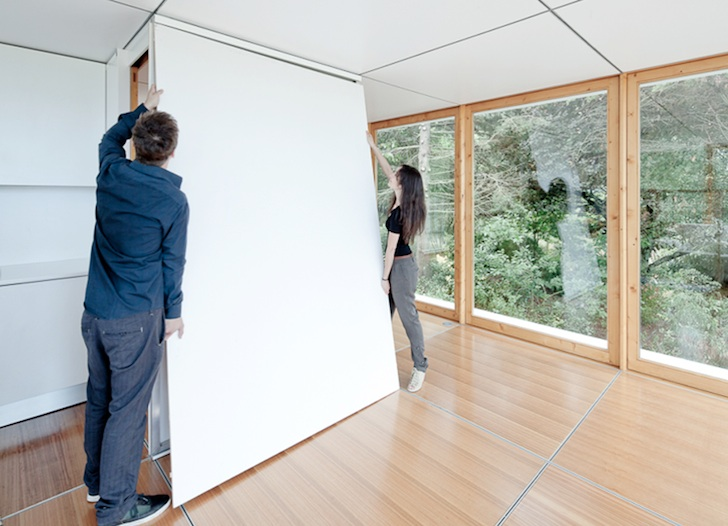 Super Low Cost Mima Prefab Homes are Modeled After Minimalist ...