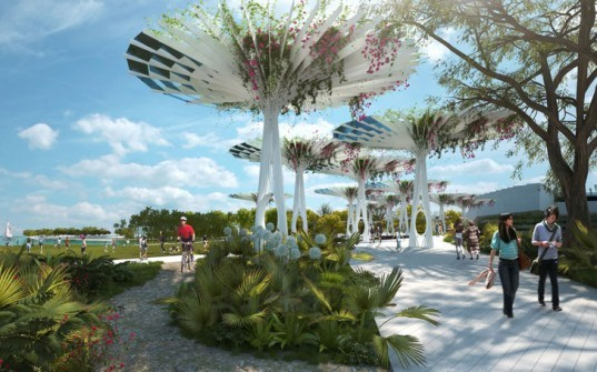 St. Petersburg Pier, Micheal Maltzan, starchitecture, green architecture, landscape design, architecture competitions, clean energy, parks, Florida, BIG, Bjarke Ingels, Lens,