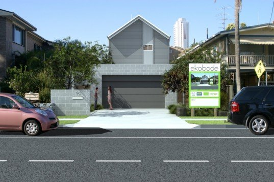 Horizon Housing Company, HHC, affordable residential project, affordable housing, EKO:BODE, EnviroDevelopment, Gold Coast housing, Urban Development Institute of Australia, UDIA, green architecture, sustainable housing, sustainable design, green design