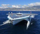 Tûranor PlanetSolar: World's Largest Solar Ship About to Complete Trip Around the Globe