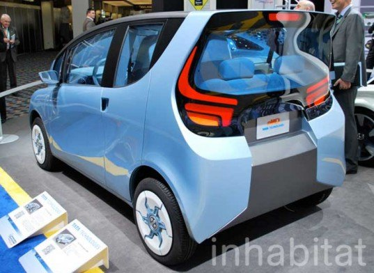 tata technologies, tata group, emo car, emo, michelin challenge design, electric vehicle, electric car, green car, green future, urban design, urban car, electric urban vehicle, emo electric car, tata electric car, tata vehicle, tata car, indian vehicle