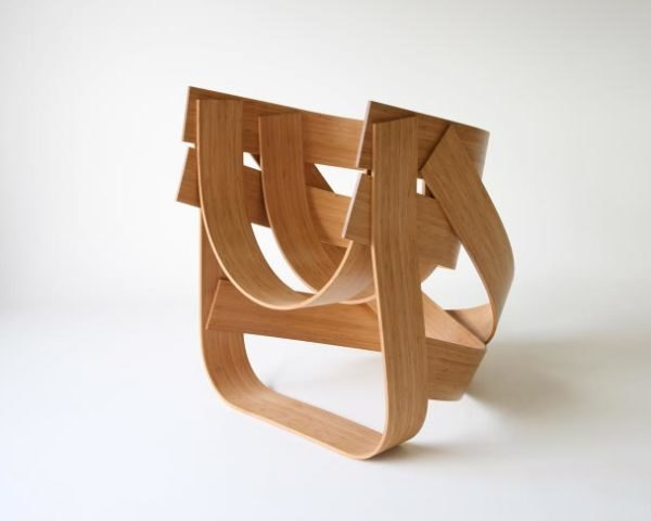 Sustainable Materials,green furniture,bamboo furniture,dutch design,tejo remy,bent bamboo,fast growing,strong bamboo