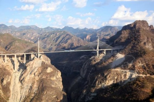 Baluarte Bridge mexico, Baluarte Bridge world's tallest bridge, Baluarte Bridge, world's tallest bridge, Baluarte Bridge infrastructure, Baluarte Bridge mexico emissions, mexican emissions, traffic emissions Baluarte Bridge, traffic infrastructure Baluarte Bridge, Baluarte Bridge transport emissions, Baluarte Bridge facts