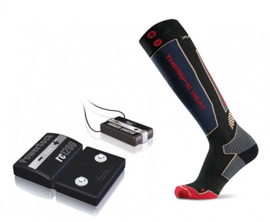 Therm-ic socks, south pole adventure, the push, portable solar charger, grant korgan, goal zero