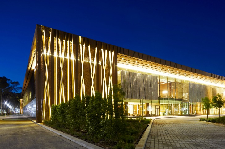 Libya S Stunning Tripoli Congress Center Is Protected By A