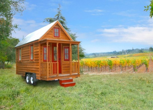 7 Teensy Tiny Tumbleweed Homes For Small Space Living