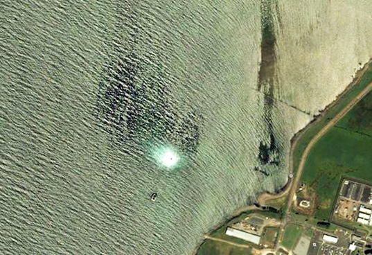 Hunterston nuclear power plant accident, Hunterston nuclear power plant ayrshire, Hunterston nuclear power plant google earth, Hunterston nuclear power plant green sea,