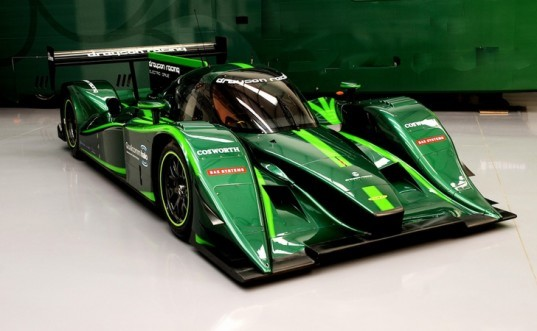 green design, eco design, sustainable design, green transportation, electric racecar, MIA International Low Carbon Racing Conference, Drayson Racing, Lola Cars, Lola-Drayosn b12/69EV, 2013 FIA Formula E series
