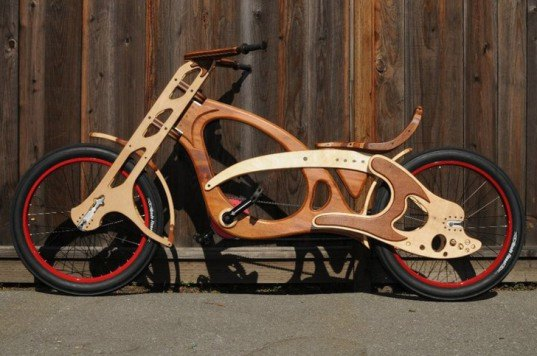 Masterworks Wooden Bikes, wooden bikes, salvaged wood, masterworks wood and design, wooden bicycles, hand crafted bicycles