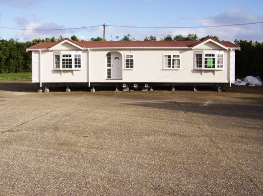 Green guide to prefab the history of the mobile home and for Modern house history