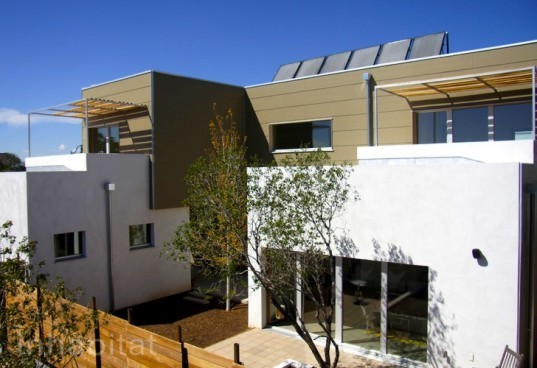 Passivhause, passive house, green design, karawitz, Advanced Architecture, Blaf Architecten,Crossway House,sustainable design, design standards, green design, energy efficiency, JustK Passive Haus, Chalboard Skin Passivhause, France, Solar Decathlon,