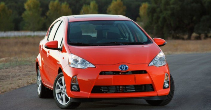 2012 toyota prius c has the highest city mpg rating of all plugless vehicles. Black Bedroom Furniture Sets. Home Design Ideas