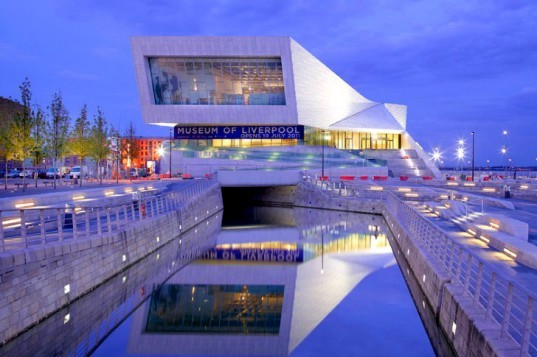 eco museums, green museums, new museums, must see museums, museum of liverpool