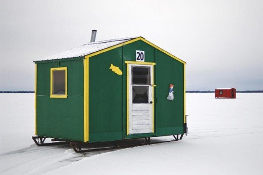 Architecture, Eco Travel, Green Materials, Green Resources, Landscape Architecture, Recycled Materials, california, muir trail hut, connecticut, Dave Sinaguglia, Dovecote Studio, suffolk, Shetland, Jed Lind, Mobile Ice Fishing Shacks, Quebec, Rock Restaurant, Zanzibar