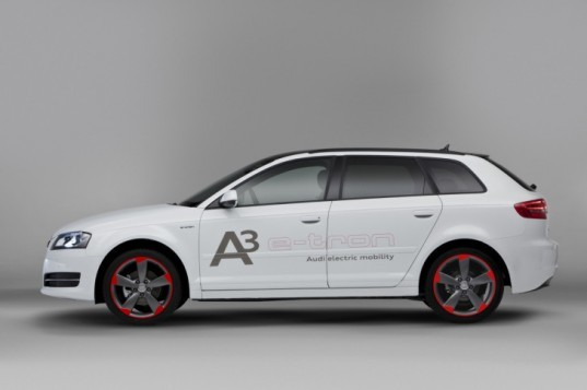 Audi, Audi A3, Audi A3 e-tron concept, electrc car, electric vehicle, green car, green transportation, lithium ion battery, personal electric vehicle, TED