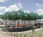 Colombia's New Sports Center Is a Green Forest Full of Hope for the Local Community