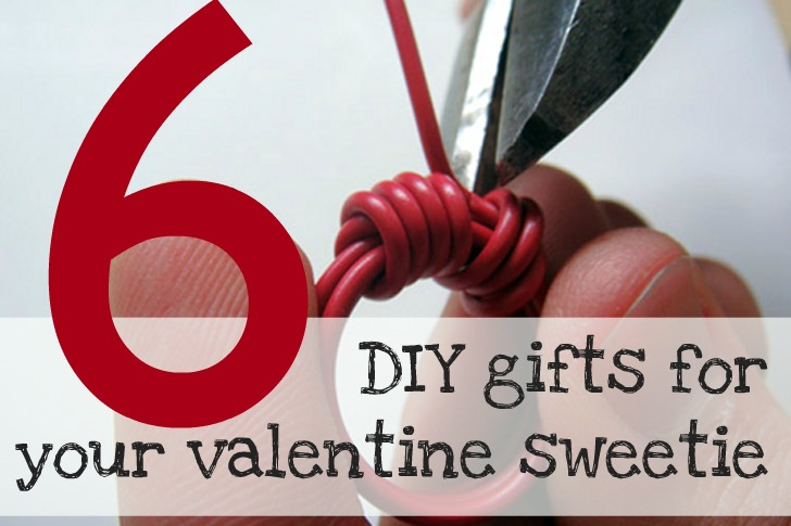 6 super easy diy gifts for your valentines day sweetie inhabitat green design innovation architecture green building