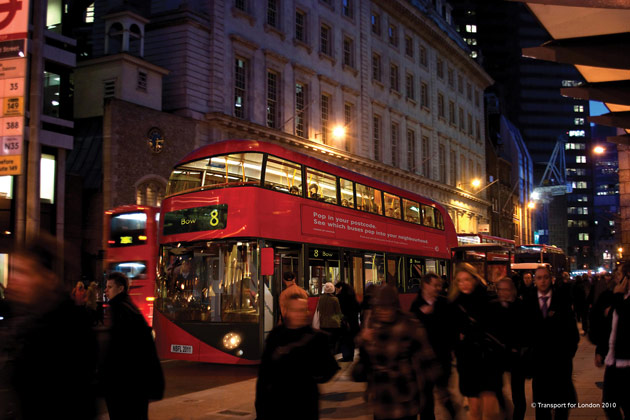 Eco-Routemaster, Hybrid Bus, Green Transportation, London Bus Hybrid, New Hybrid Bus, Wrightbus Hybrid Bus, Hybrid Red Bus, Hybrid Double Decker Bus