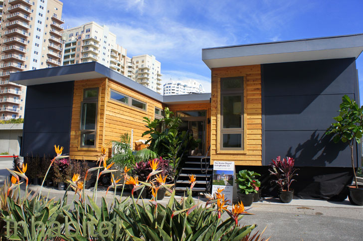 PHOTOS: LivingHomes Debuts Affordable New C6 Prefab Home Starting At  $179,000 | Inhabitat   Green Design, Innovation, Architecture, Green  Building Part 96