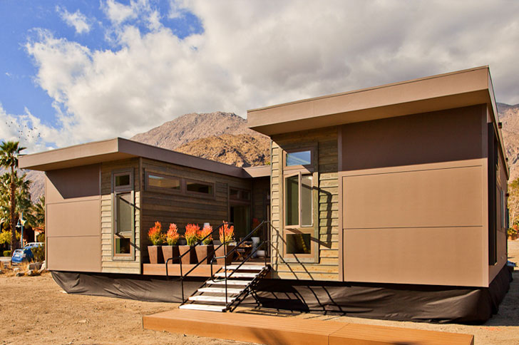 livinghomes affordable new c6 prefab home launches in palm