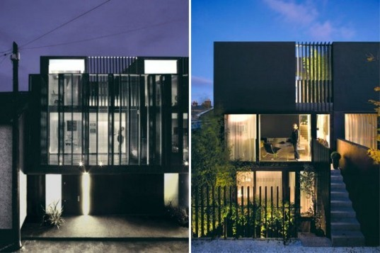 Mews House, ODOS Architects, 3 mews, dublin, eco apartments, natural daylighting, green design