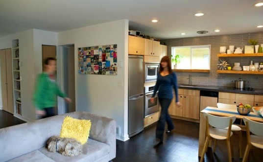 Ravenna Remodel, Atelier Drome, seattle, green renovation, home remodel, smart design, tiny house, small space living