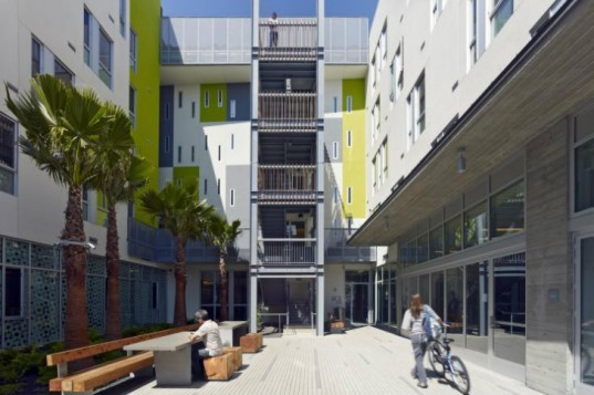 Richardson Apartments, David Baker and Partners, affordable housing, low income housing, san francisco, greenpoint rated,